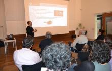 Imatge d'un dels tallers d'assessorament energètic