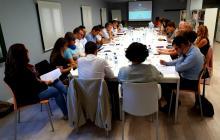 Imatge reunió Taula de la Pobresa Energètica de Tarragona i Reus