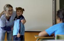 Imatge del vídeo Escola Misericòrdia
