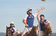 Imatge d'arxiu Horseball