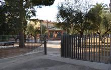 Tancament plaça de la Festa Major