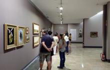Exposició al Museu de Reus