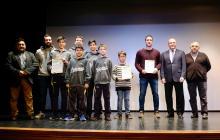 Guardonats amb els  Premis Targeta Verda 2019