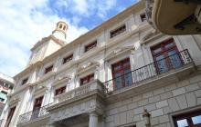 Façana Ajuntament de Reus