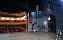 Teatre Fortuny escenari buit
