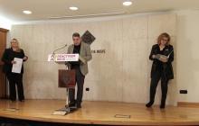 Montdserrat Caelles, Carles Prats i Teresa Pallarès