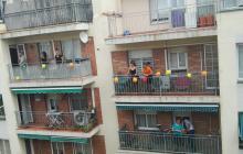 Associació de Veïns 25 de semtembre. Autor: Josep Ramon Ferré