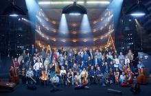 El primer concert anirà a càrrec de l'Orquestra Simfònica del Gran Teatre del Liceu