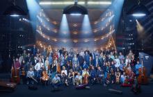 Orquestra Simfònica del Liceu (Cedida: Paco Amate Pig Studio))
