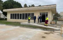 Visita obres deixalleria central