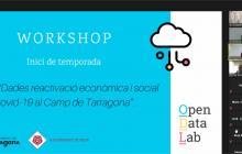 Workshop inici Open Data Lab