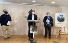 Roda de premsa de presentació Any Bofarull 2021