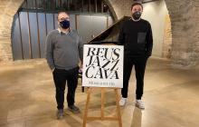 Daniel Recasens i Lluís Capdevila Reus Jazz Cava