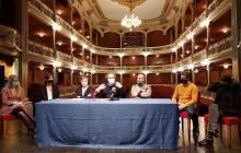 Roda de premsa de presentació BTC Bartrina Territori Creatiu