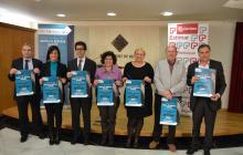 Imatge de la presentació del concert solidari previst a Reus el 16 d'abril de 2016