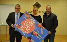 Imatge de la presentació de la 2ª Trobada de Jocs Tradicionals Catalans