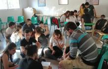Sessió de formació. Grups de treball