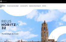 Imatge del web del Pla Estratègic