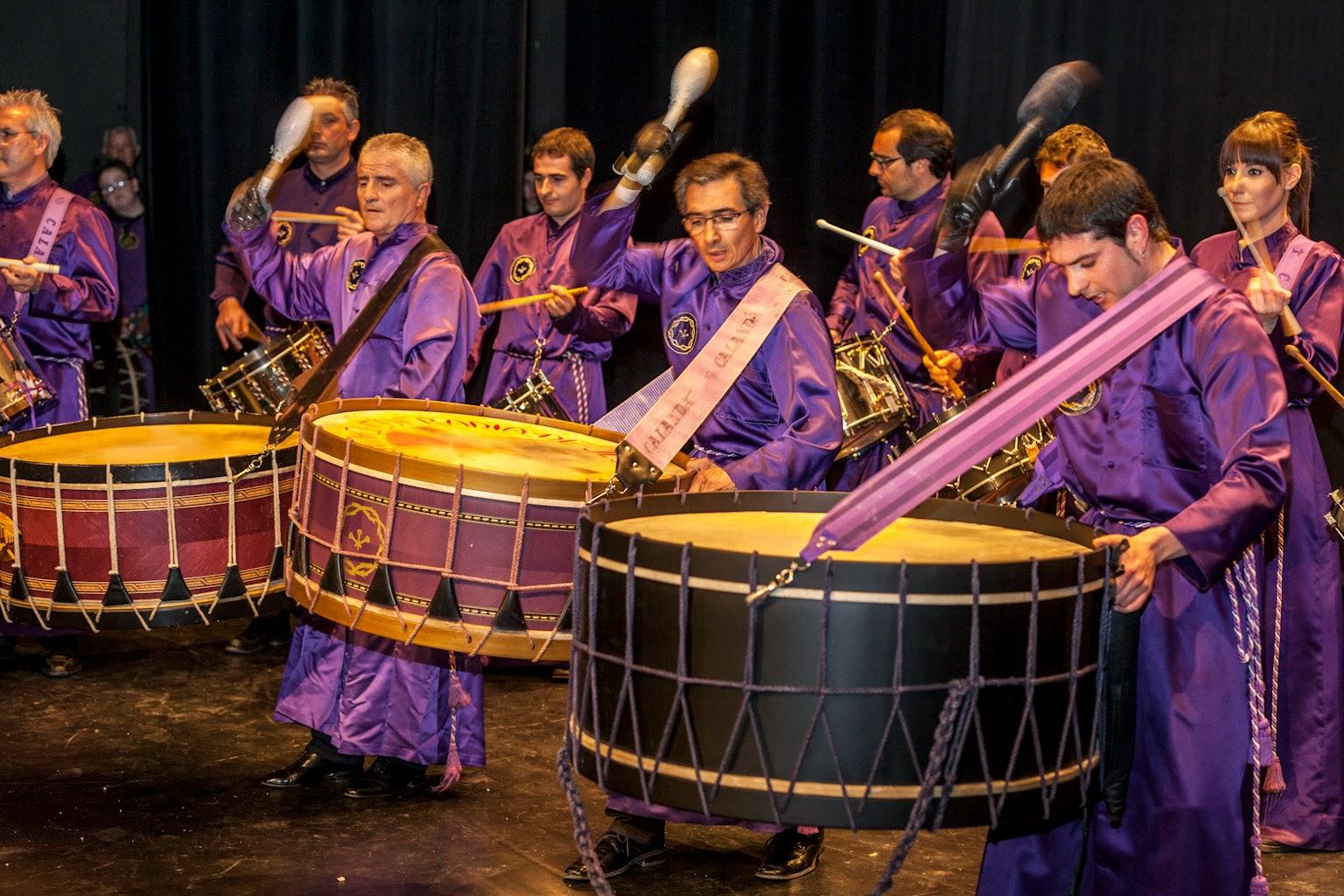 Resultado de imagen de fotos de los tambores de calanda